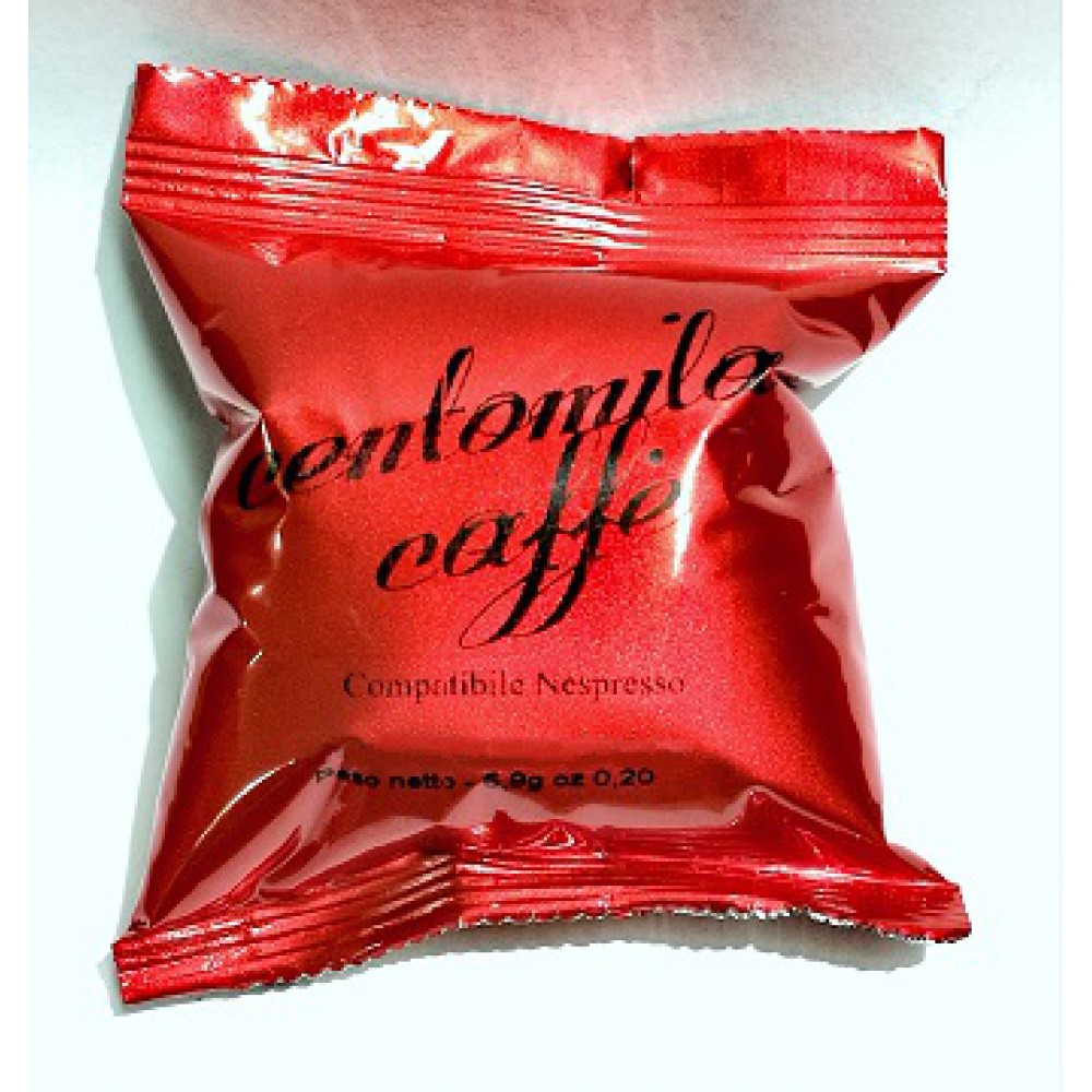 300 capsule Centomilacaffè Classic compatibili Nespresso